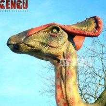 Animatronic Dinosaur Model of Olorotitan