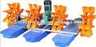 CE Certification paddles Aquaculture Aerator