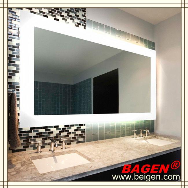 Moderno cuarto de ba o espejo de luz decorativo espejos - Espejos bano modernos ...