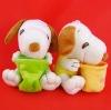 2013 fashion plush dog toy phone holder