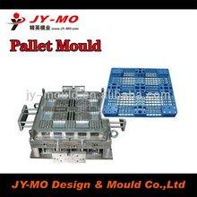 plastic pallet mould, nine-foot pallet for container transportation