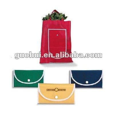 high quanlity non-woven foldable shopping bag