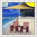 Design de madeira mesa e cadeira