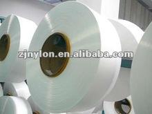 nylon 6 filament yarn POY/DTY/Dope dyed barmag machine hangzhou good quality ang price