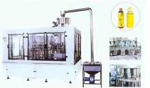 Automatic Tea beverage washing filling capping 3 in 1 Monoblock machine