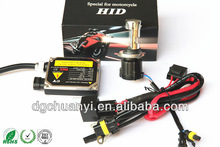 Motorcycle high quality hid conversion kit, manufacture in guangdong