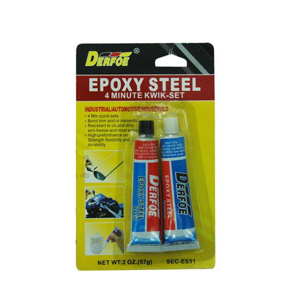 Steel Epoxy Adhesive Epoxy Steel Sec-ea50
