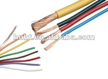 RVVP electric screened wire, PVC insulated & PVC sheathed shielded flexible cable