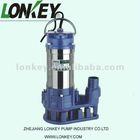 sewage solid pumps, sewage submersible pump