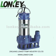 sewage solid pumps, sewage submersible pump