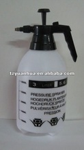 Hand pressure sprayer garden 3L