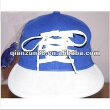 2013 fashionalbe lace flat brim baseball cap fitted