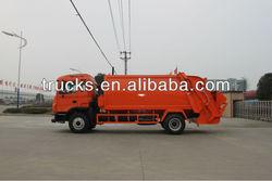 JAC 10-12m3 Garbage Truck