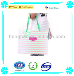 Hot sale paper bag & Paper shopping bag & luxury kraft paper shopping bag