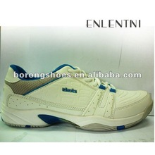 Brand new leather men basketball shoes