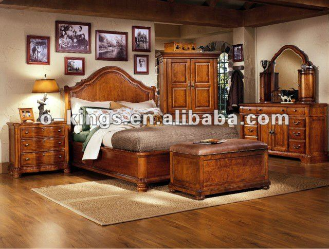 Hot selling !!American classic Bedroom Furniture