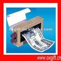 oxgift presentes brinquedo mágico transparente impressão de dinheiro