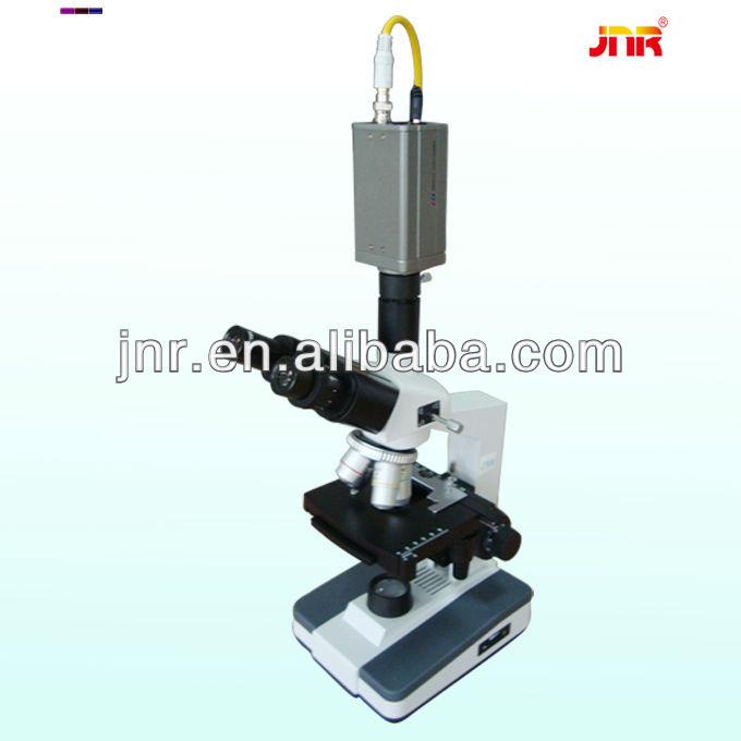Bio - video microscopio binocular