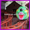 Engraçado brinquedos do parque! De diversões trem mini para crianças