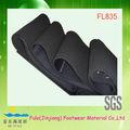 Material resistente a la alta densidad de espuma de poliuretano