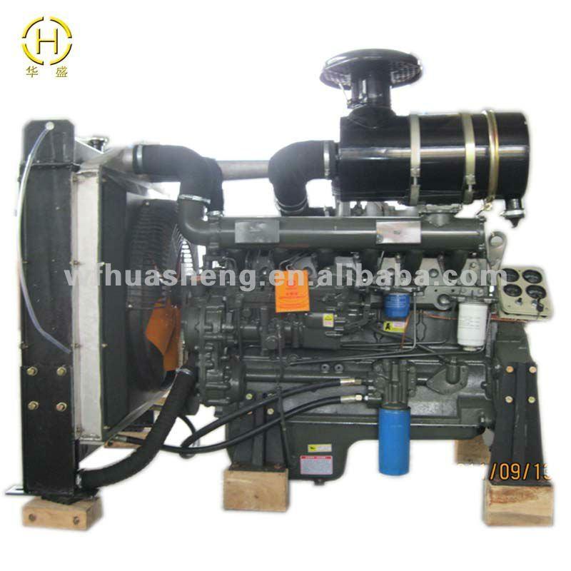 Weifang Ricardo Motor Diesel 6 Cilindro 4 Tiempos Aprobado Por La Ce