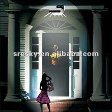 solar sound activate outdoor led wall light outdoor emergency led solar light emergency led sound street light sensor