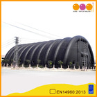 Guangzhou AOQI big discount superior quality Giant Sewed Inflatable Tent on sale