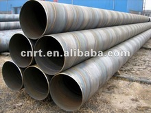 ASTM A572 Gr 50 carbon steel spiral pipe