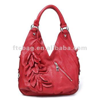 Fashion Handbag Ladies Pure Leather Bags