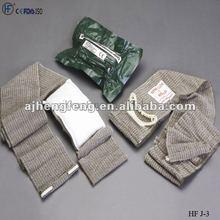 Israeli bandage used in military