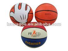 mini basketball rubber