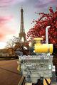 R6105azlg stationnaires. moteur diesel pour la vente
