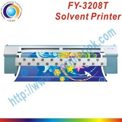 Infiniti large format solvent printer FY-3208T(3.2M/10.5FT Width)