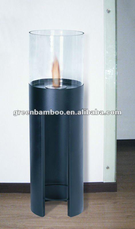 liquid ethanol alcohol iron fireplace GBF1008B