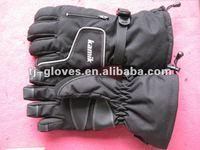 fashion Snow mobile gloves