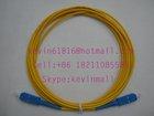 3 meters optical fiber jumper pigtail SC-SC Connector single model good quality