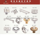 Wholesale Crystal Hardware Knobs and Pulls For Cabinet Drawer