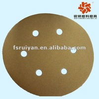Gold color velcro pad best for wood, metal etc.