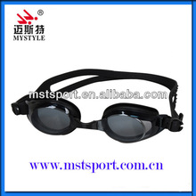2015 china new swim goggles with degree