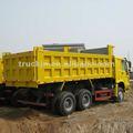 howo 6x4 euro ii isuzu camion à benne basculante