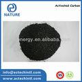 la densidad de carbón activado granular para el petróleo y el gas recuperación hnpg01