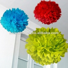 Tissue Paper POMPOMS Flower Balls Home Wedding Party Decor Popular item