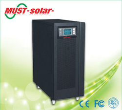 <MUST Solar>lcd Low frequency Backup online ups 15kva 50hz