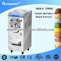 Nuevo oph60 gelato máquina/crema de hielo duro de la máquina