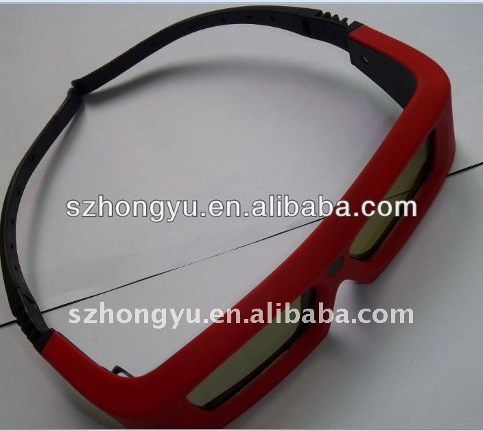 active shutter 3d glasses3d xpand glasses for cinema with liquid crystal shutters, 1000:1 contrast