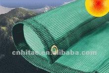 UV Protected Green 65%Sun Shade 10' x 12' Mesh Tarps,Green Mesh Tarps