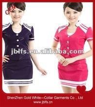 restaurant hotel waitress uniform