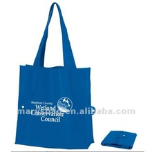 Non Woven Foldaway Grocery Tote Bag
