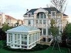 aluminium sunrooms/glass enclosures