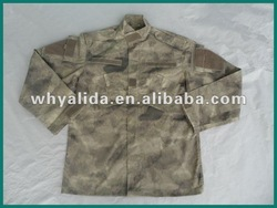 Military Army Fashionable Warm A-TACS Desert Camo Clothing Suit Military uniforms